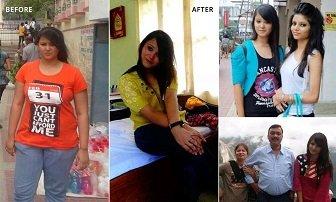 Body Transformation: Panchali Baishya