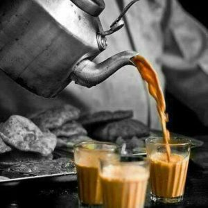 Healthy Adrak Chai