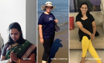 Body Transformation: Aditi Saraf