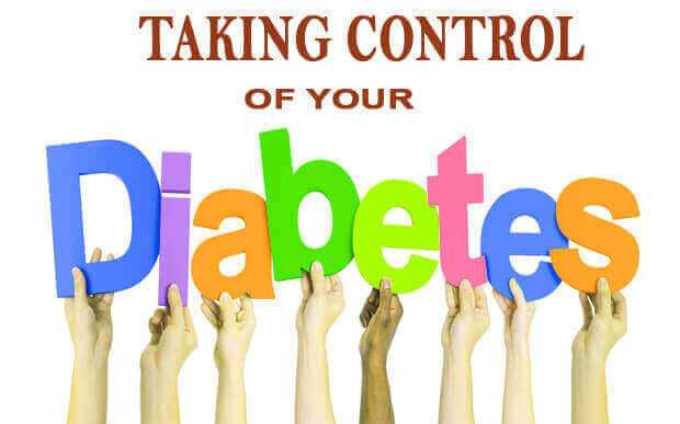 Diabetes control Eat, Move, Sleep!