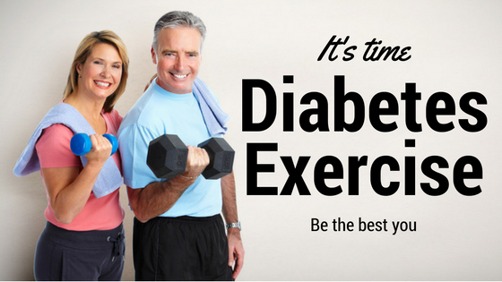 How is fitness control diabetes