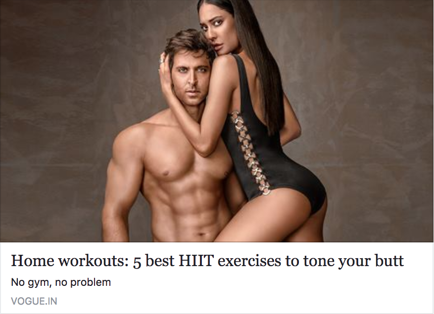 5 best HIIT exercises to tone your butt