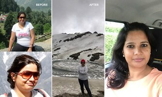 Body Transformation: Annapurna Sharma